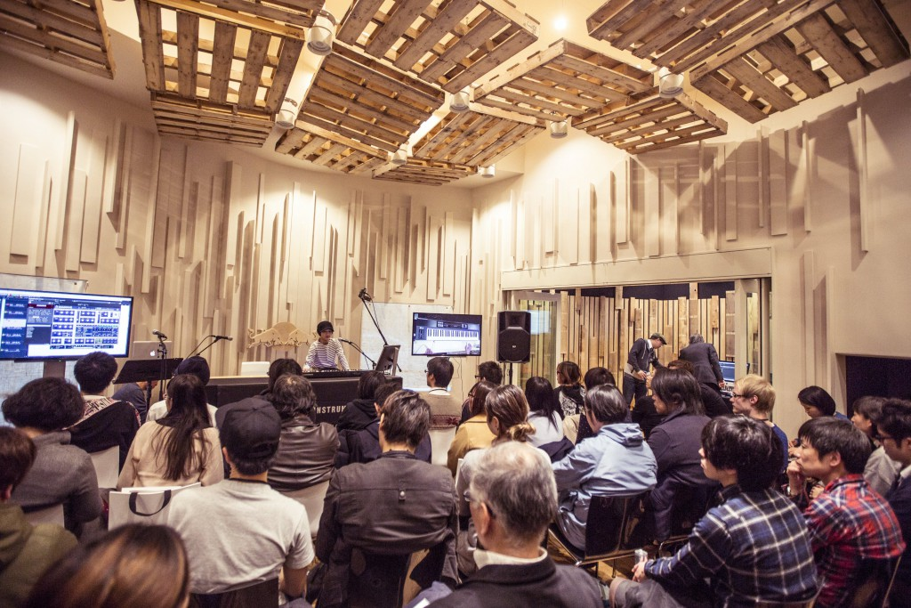 【Event】RED BULL STUDIO TOKYO X NATIVE INSTRUMENTS