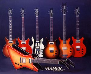 hamer-guitars